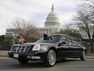 лимузин Обамы