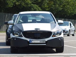 новый Mercedes C-классаь