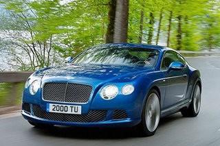Сюрприз от Bentley: магия Continental
