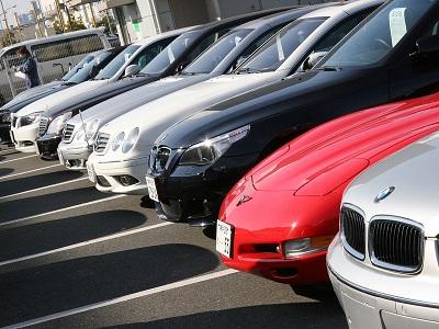 Спад автомобильных продаж в Европе